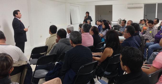Se inaugura el primer foro de las organizaciones de la sociedad civil «Proyectos Productivos para el Desarrollo Sustentable»
