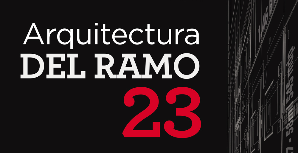 Arquitectura del ramo 23