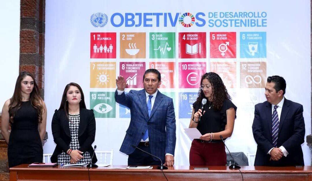 Toluca a la vanguardia de los municipios de México en materia de Agenda 2030