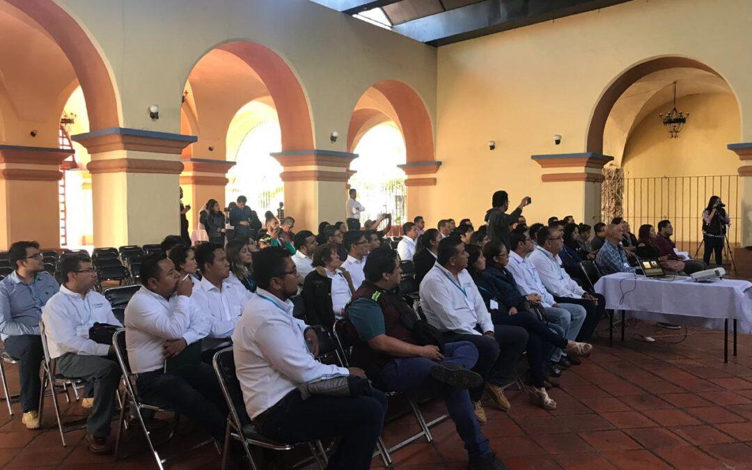 Se realiza con éxito el curso «Agenda 2030» en Tehuacán, Puebla