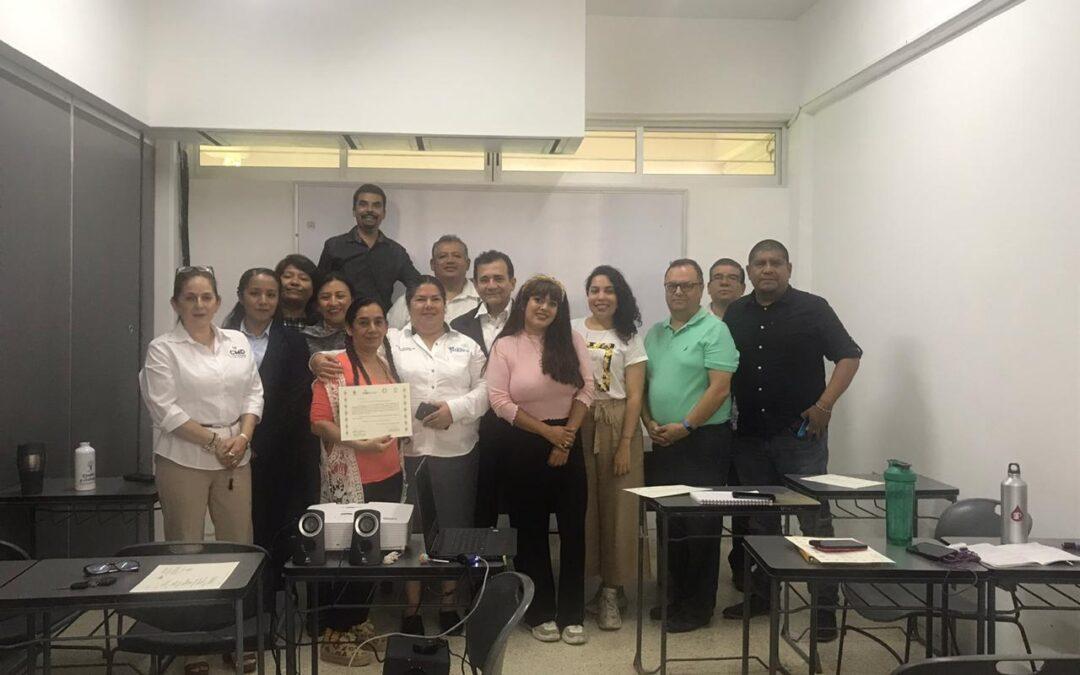 Curso Agenda 2030 y los Objetivos de Desarrollo Sostenible en coordinación con la Vicerrectoría de la Universidad Veracruzana en Poza Rica y Tuxpan
